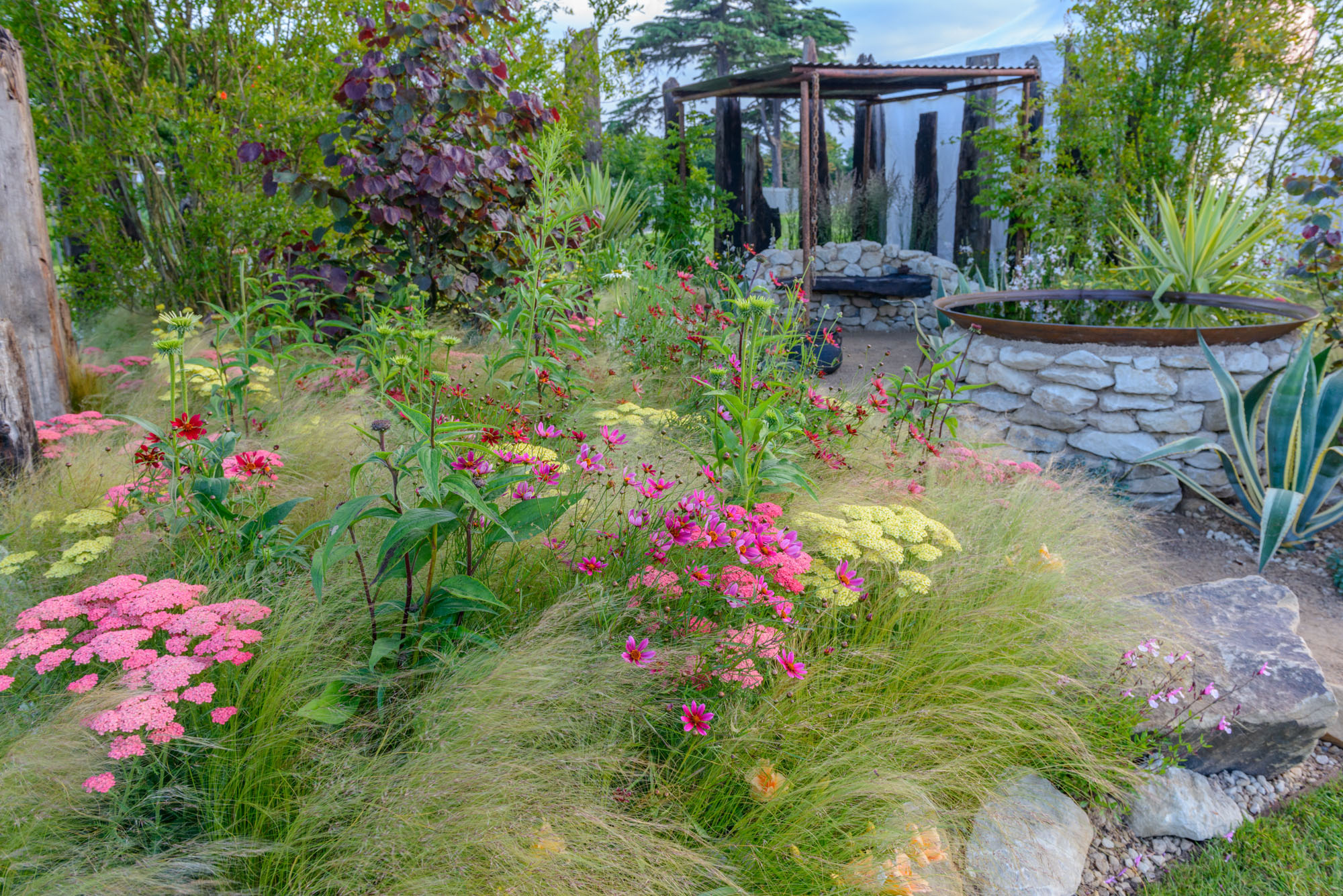 Jonathan ward garden photographer 39 s association - Hampton court flower show ...