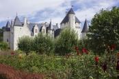 Le Chateau du Rivau, Morning Light