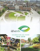 Front Cover Image, 100 years if idverde