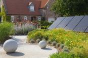 The Solar Garden.