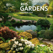 RHS Gardens Calendar 2016
