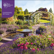 RHS Gardens Calendar 2017