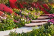 Silk Road Garden, Chelsea Flower Show