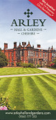 Arley Hall and Gardens Leaflet
