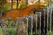 David Harber and Savills Garden