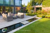 Cheshire Garden - Hard Landscaping