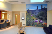 Covwbridge Health Centre digital wallpaper
