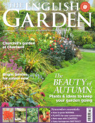The English Garden - November 2018 Cover Image