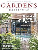 Front cover Gardens Illustrated 8/2017
