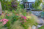 Brand USA-The Austin Garden-Hampton Court Flower Show 2016