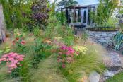 Brand USA-The Austin Garden-Hampton Court Flower Show 2016