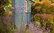 Colours of the garden office