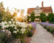 Sunset at Le Manoir
