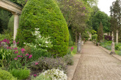 The Peto Garden at Iford Manor