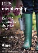 RHS Membership campaign