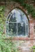Enigmatic window