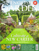 Cover - The English Garden September 2020