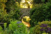 Summer Sunrise at Waterperry Gardens