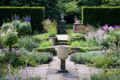 Sylvia's Garden, Newby Hall
