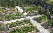 Kitchen Garden designed by Matt Keightley