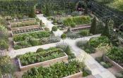 Kitchen Garden designed by Matt Keightley