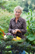 Carol Klein - 'Grow Your Own Veg' BBC TV Series