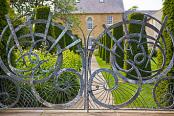 Contemporary Iron Gates