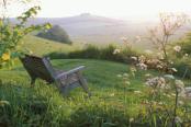 Fovant Hut Garden, Wiltshire