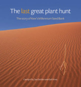 MSB book - The last great plant hunt cover