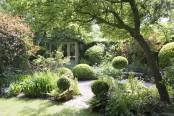 West Didsbury garden - NGS garden