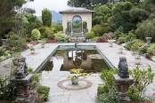 Italian garden of Ilnacullin, Ireland