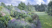 Private garden at Wielkopolska district