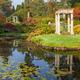 Autumn Tones in the Temple Garden
